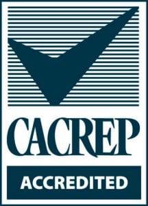 CACREP Accredited